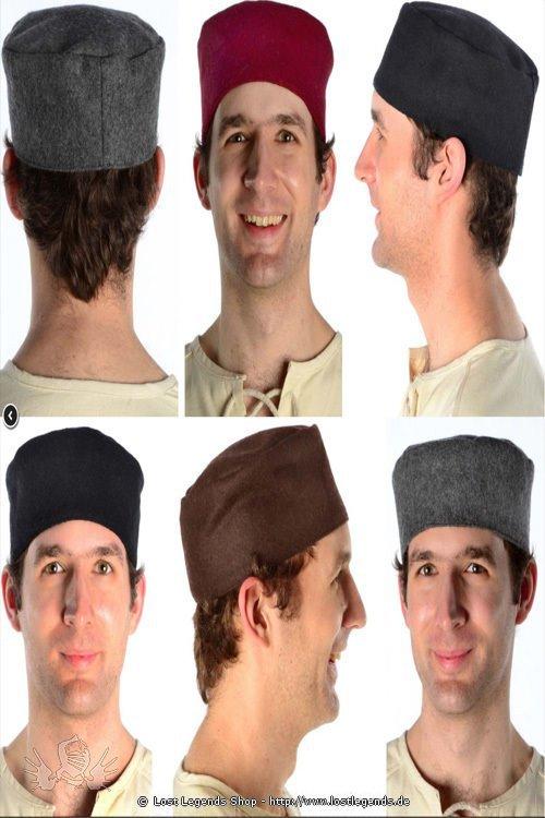 Mittelalterliche Kappe Machorel