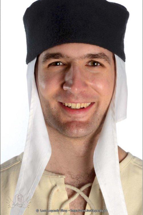 Mittelalterliche Kappe Reginbald