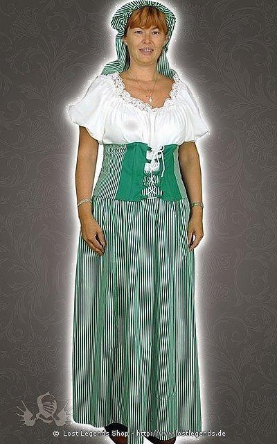 Mittelalterliche Schankmaid Kostüm