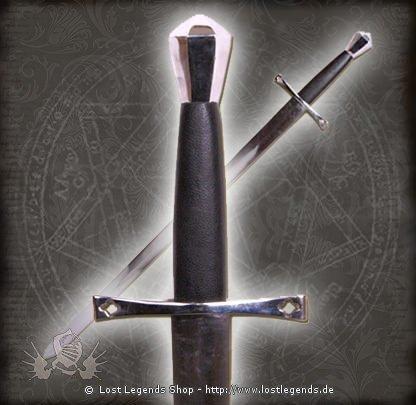 Mittelalterlicher Einhänder Deko-Schwert