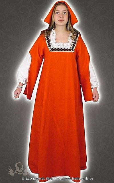Mittelalterliches Kleid