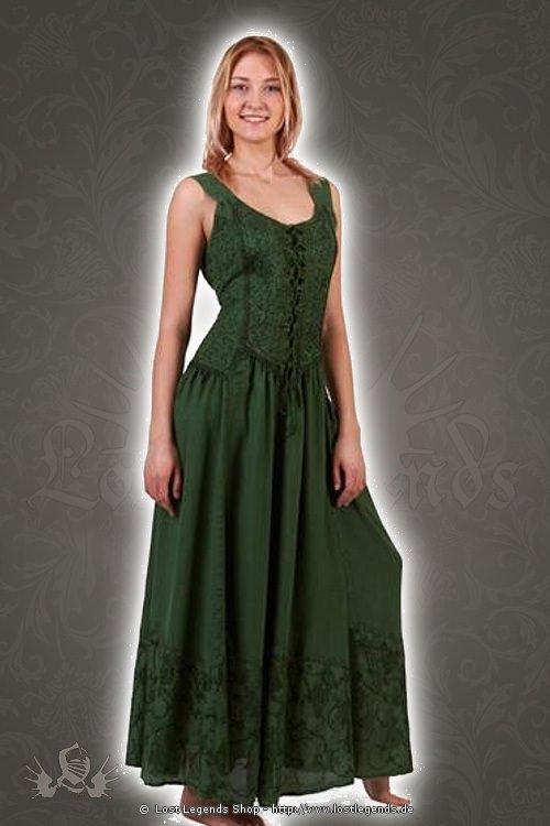 Sommerliches Mittelalterkleid