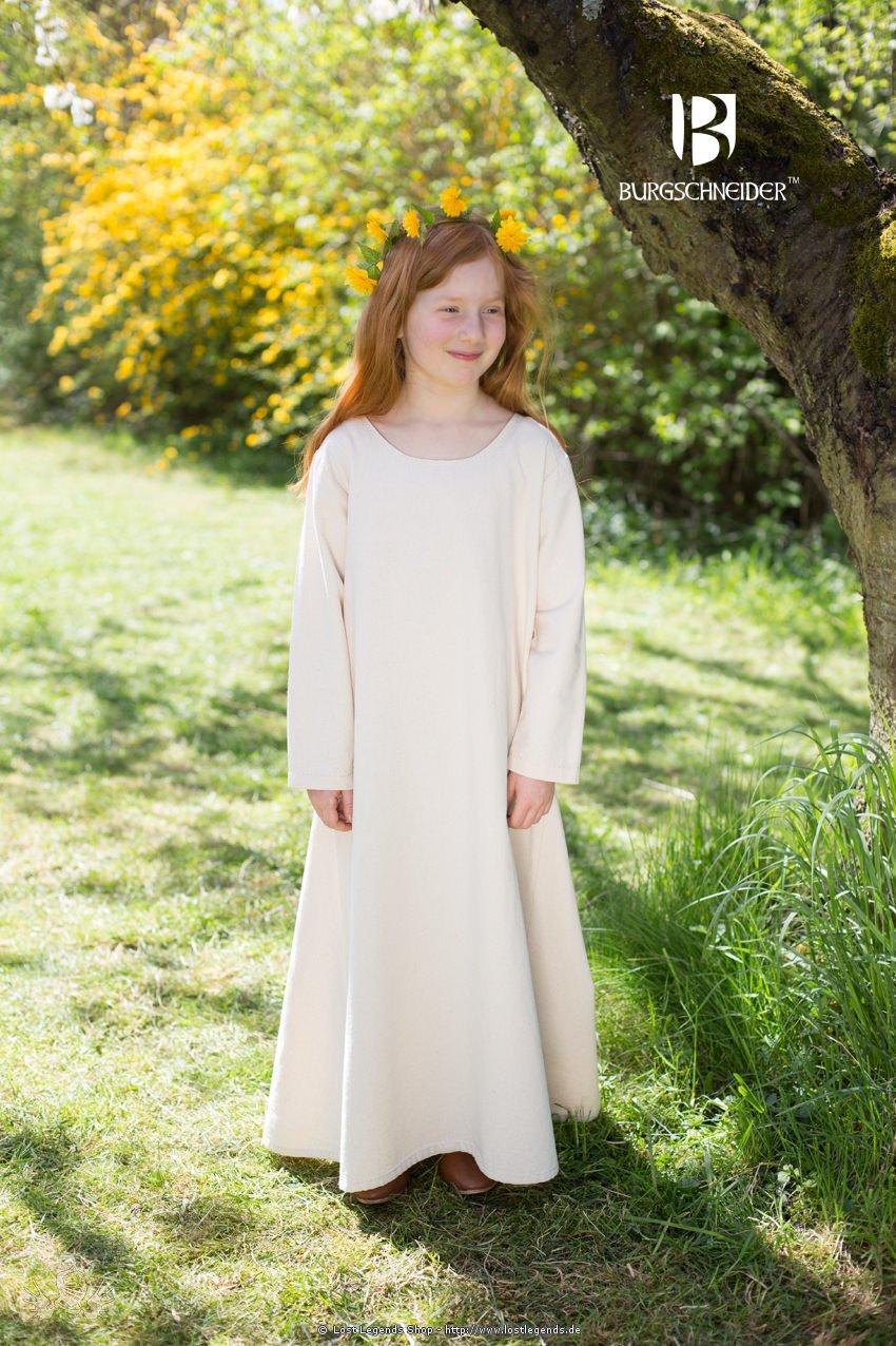 Mittelalterliches Unterkleid für Kinder
