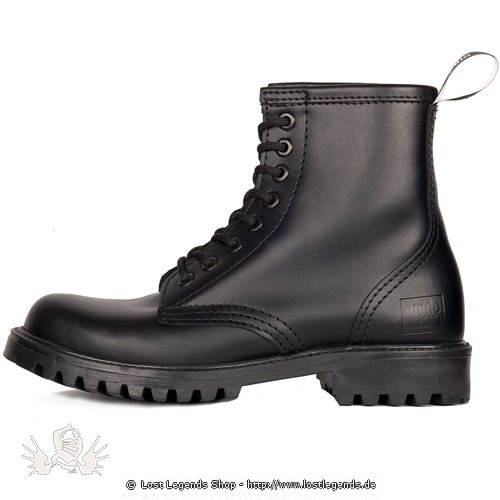 Mode Wichtig 8-Eye Classic Boots Leather