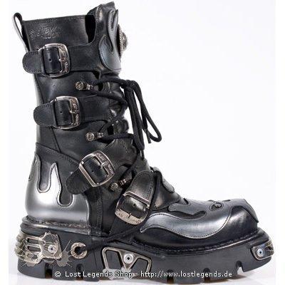 Model 107-S2 New Rock Boots