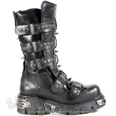 Model 134-S1 New Rock Boots