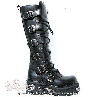 Model 272-S1 New Rock Boots