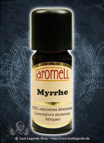 Ätherisches Myrrhe-Öl Commiphora abyssinicia, 10 ml