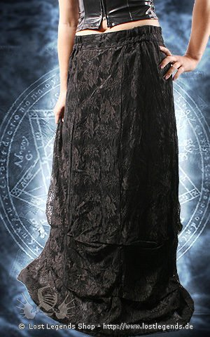Mystic Angel Gothic Lace-Skirt