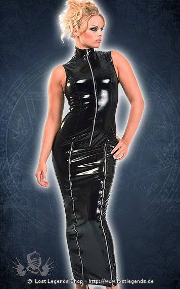Mystiques Dress Kleid, Lack