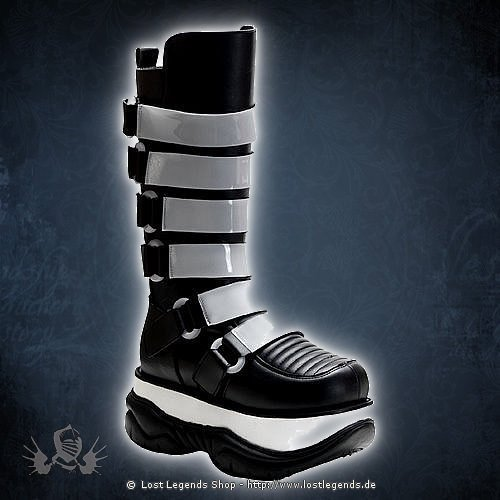 Neptune-310UV Demonia Cyber Schuhe
