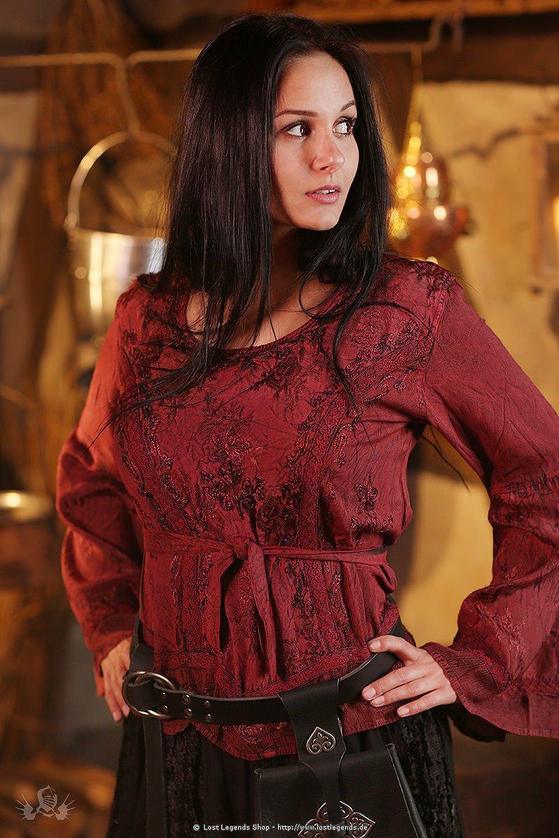 Orientalische Bluse Coliette
