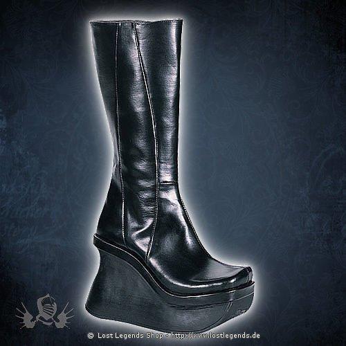 Pace-100 Demonia Gothic Stiefel