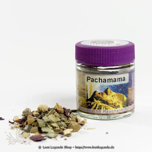 Pachamama Inkaräucherwerk