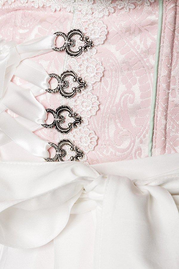 Pastell-Dirndl rosa