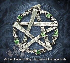 Pentagramm von Pan Galraedia