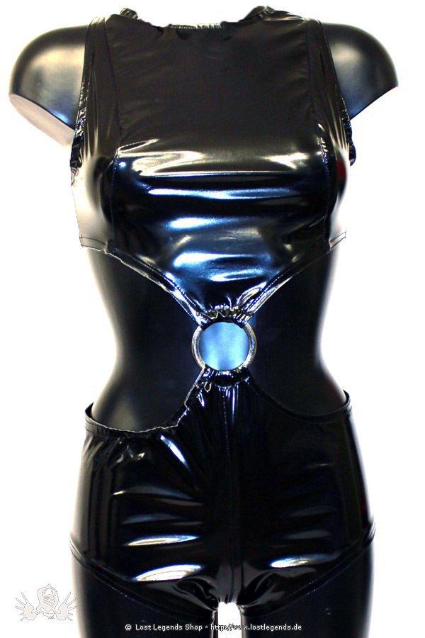 Phelia Short O-Ring Cyber Suit