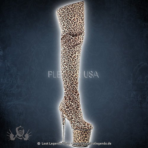 Pleaser FLAMINGO-3010 Leopard