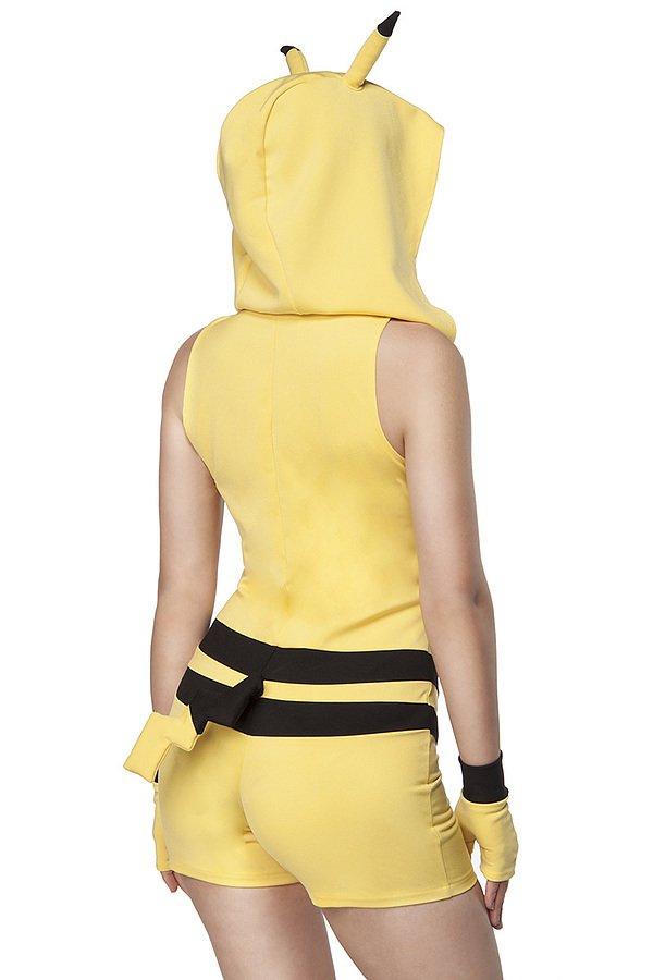 Poki Kostüm PikaPika Chuchu