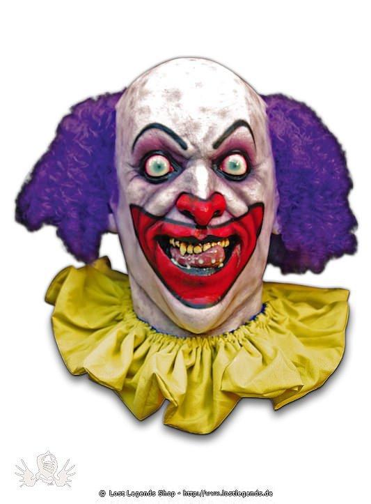 Psychoclown Latex Maske
