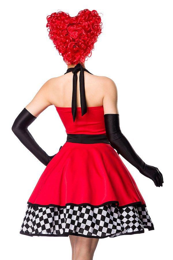 Queen of Hearts Faschingskostüm