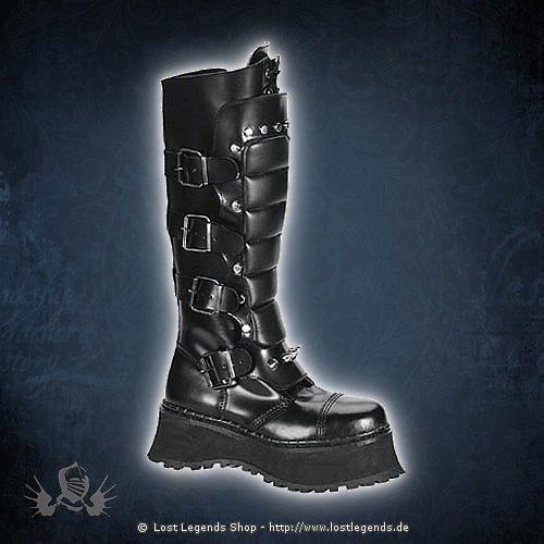 Ravage-II Demonia Gothic Stiefel