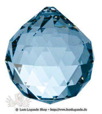 Regenbogenkristall Kugel Bleikristall, 50 mm