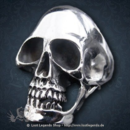 Ring Totenschädel