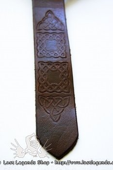 Ringbelt with celtic pattern