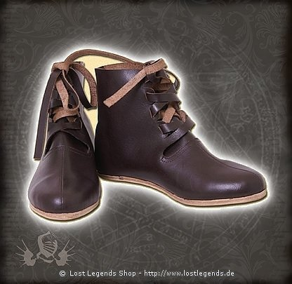 Römische Legionärs Stiefel dunkelbraun