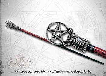 Roseus Pentagram Hair Sticks Haarnadel