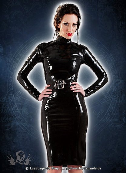 Rubber Incognita Dress Latex Kleid