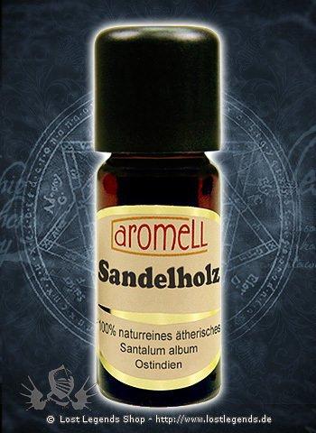 Ätherisches Sandelholz-Öl Santalum album, 1 ml