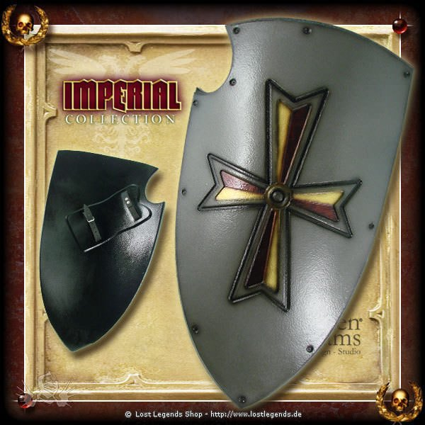 Schild Sergeant 95x55cm Imperial Collection