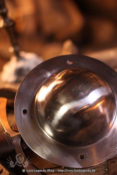 Schildbuckel 2 mm Stahl