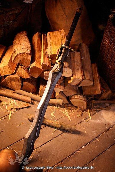 Schwert Soulstealer Polsterwaffe, 110 cm