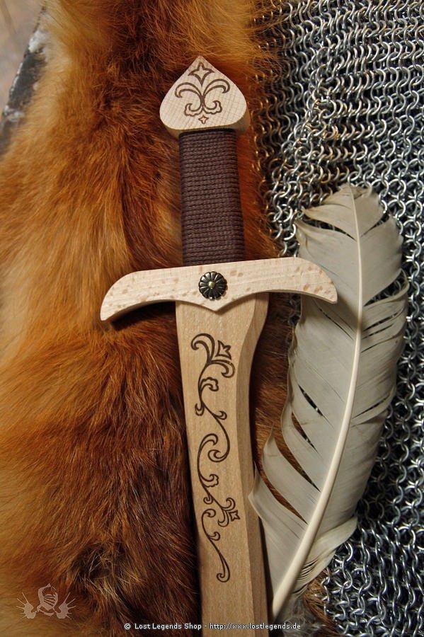 Schwert Ali Baba Holz, 66 cm
