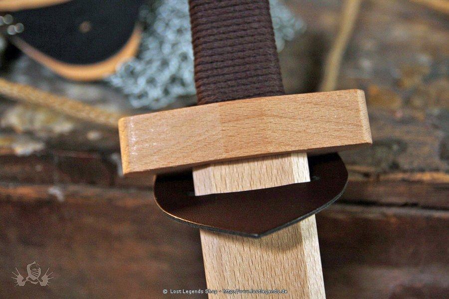 Schwertgehänge Leder
