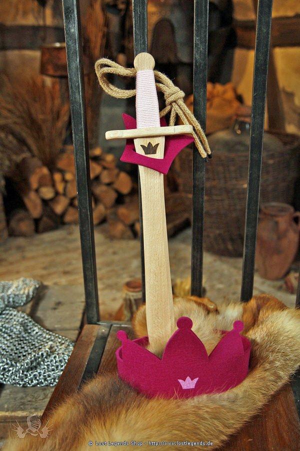 Schwertset Princess mit Schwerthänger