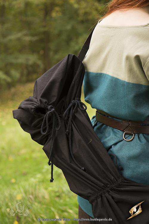 Schwerttasche schwarz