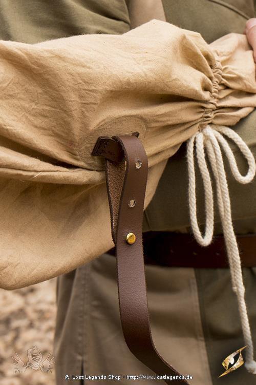 Schwerttasche Beige