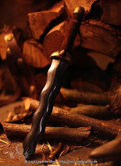 Serpent Dagger Polsterwaffe, 45 cm