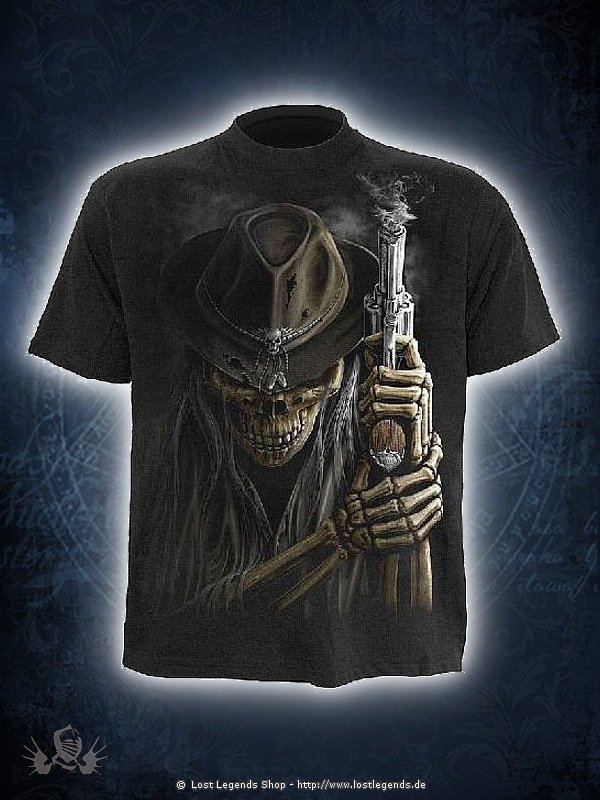 Smoking Gun T-Shirt SPIRAL