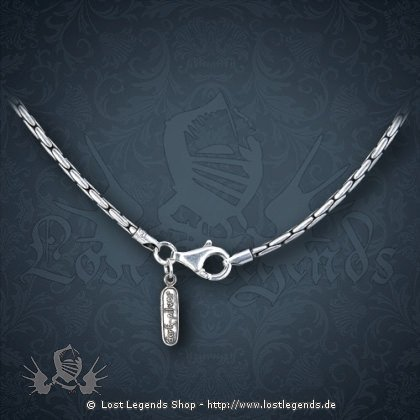 kette snake chain silber 40 cm ketten. Black Bedroom Furniture Sets. Home Design Ideas
