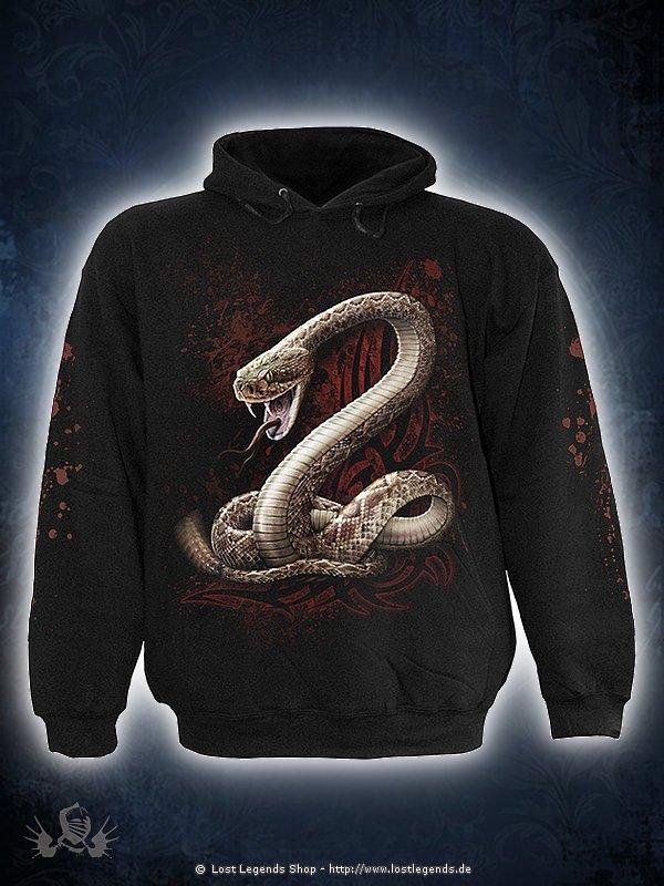 Snake Eye Stud Kapuzensweat SPIRAL