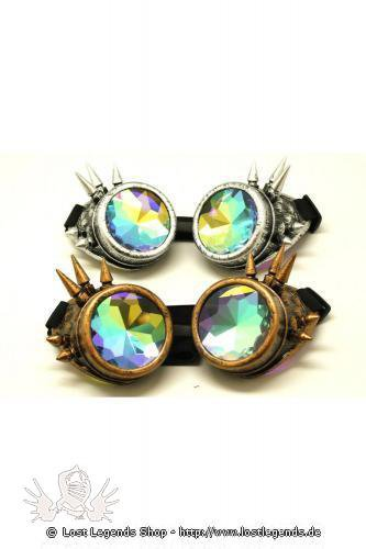Spike Goggles Steampunk