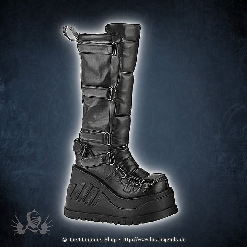 Stomp-306 Demonia Gothic Stiefel