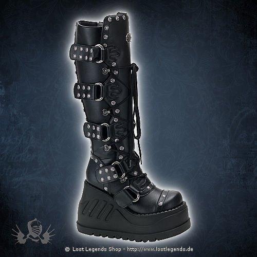 Stomp-313 Demonia Gothic Stiefel