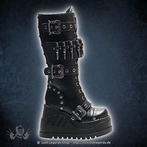 Stomp-314 Demonia Gothic Stiefel