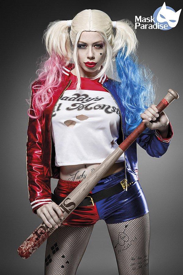 Karnevalskostüm Suicide Harley